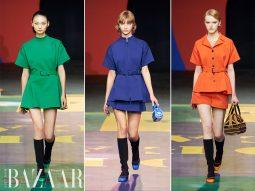 Dior Xuân Hè 2022: Maria Grazia Chiuri trở về thập niên 1960