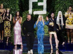 Fendace: Fendi x Versace Pre-Fall 2022