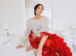 Nữ triệu phú Philippines Heart Evangelista là fan cứng của NTK Trần Hùng