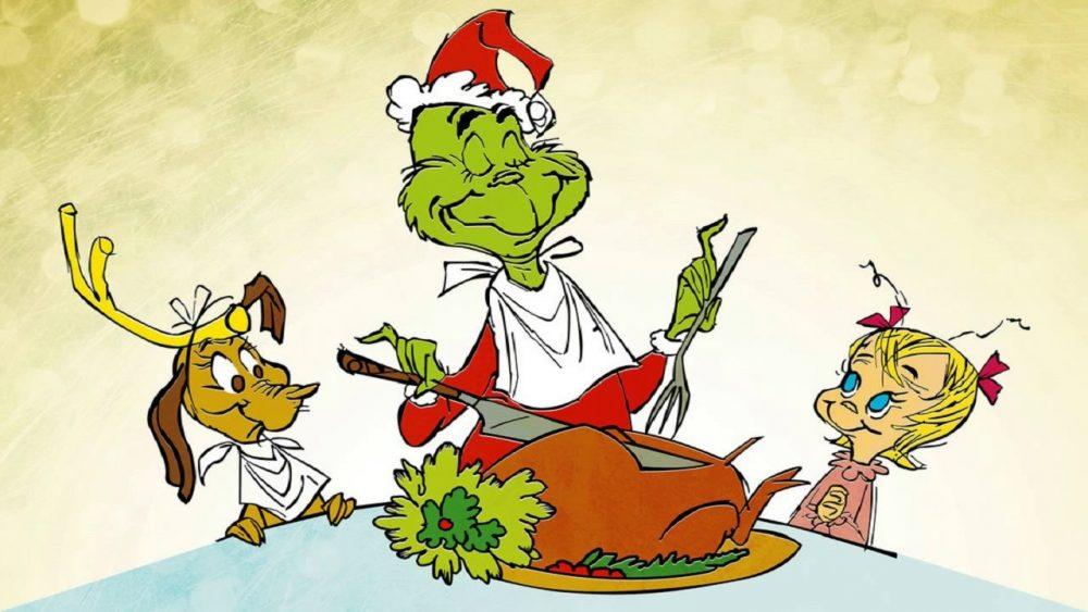 Grinch đã đánh cắp Giáng sinh như thế nào?