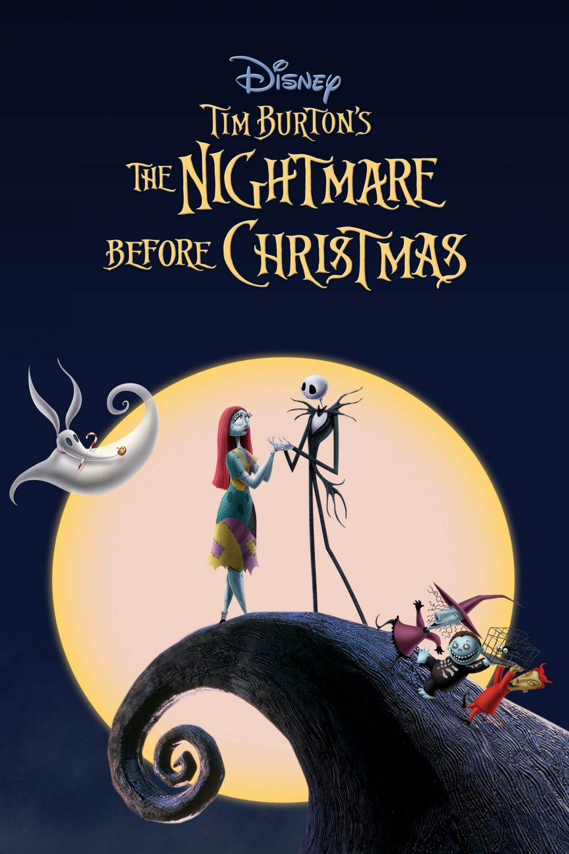 Những bộ phim hoạt hình về Giáng sinh hay nhất: Đêm kinh hoàng trước Giáng sinh