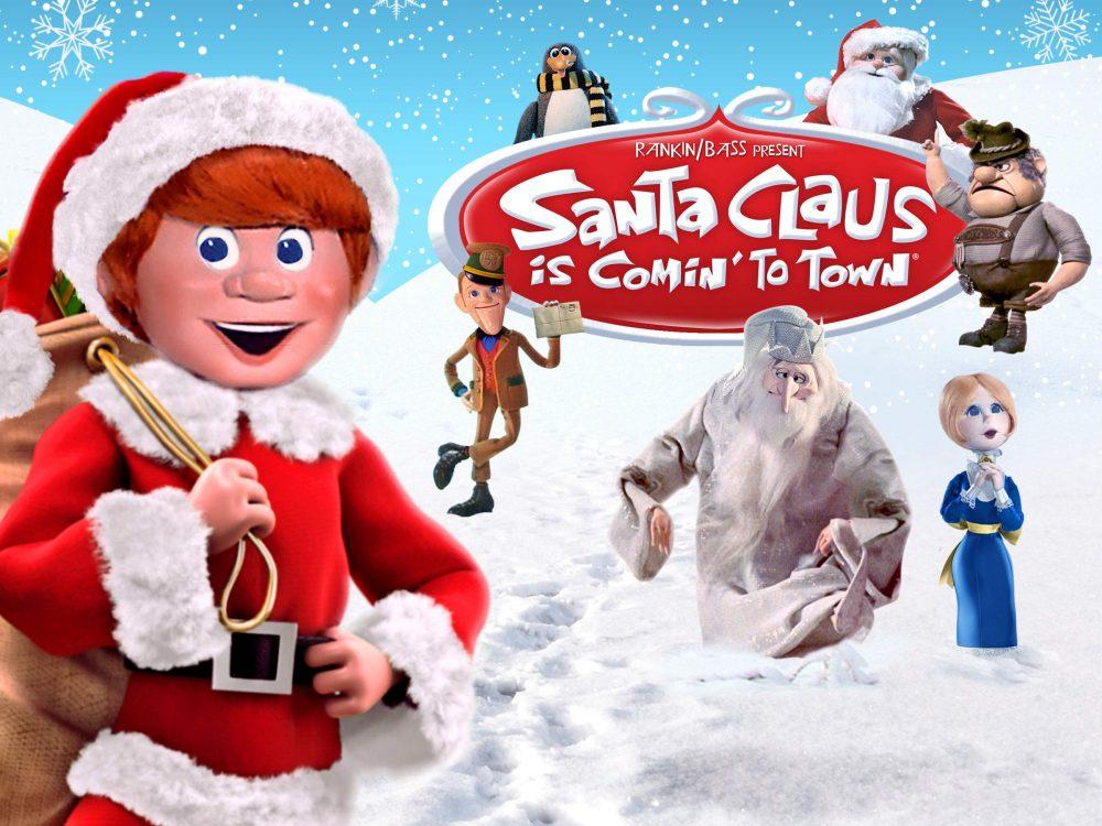 Những bộ phim hoạt hình về Giáng sinh hay nhất: Santa Claus sắp đến thị trấn