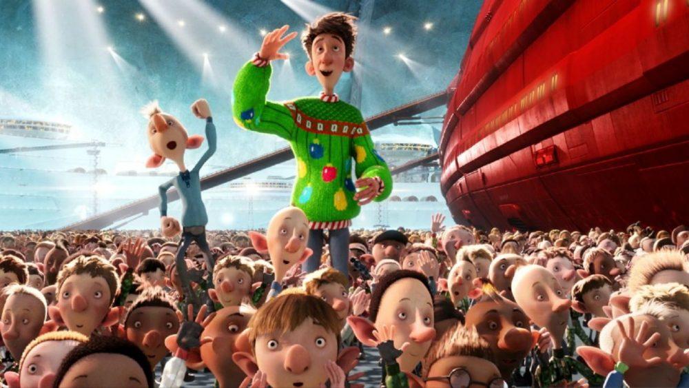 Những bộ phim hoạt hình hay về Giáng sinh:Giáng sinh phiêu lưu ký