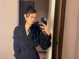 Con gái tỉ phú, Jaime Xie đến New York ủng hộ nhà thiết kế người Việt Peter Do