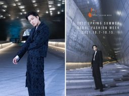 Kai (EXO) là đại sứ chính thức của Tuần lễ thời trang Seoul Xuân Hè 2022