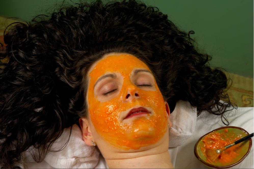 Tác dụng của mặt nạ cà rốt