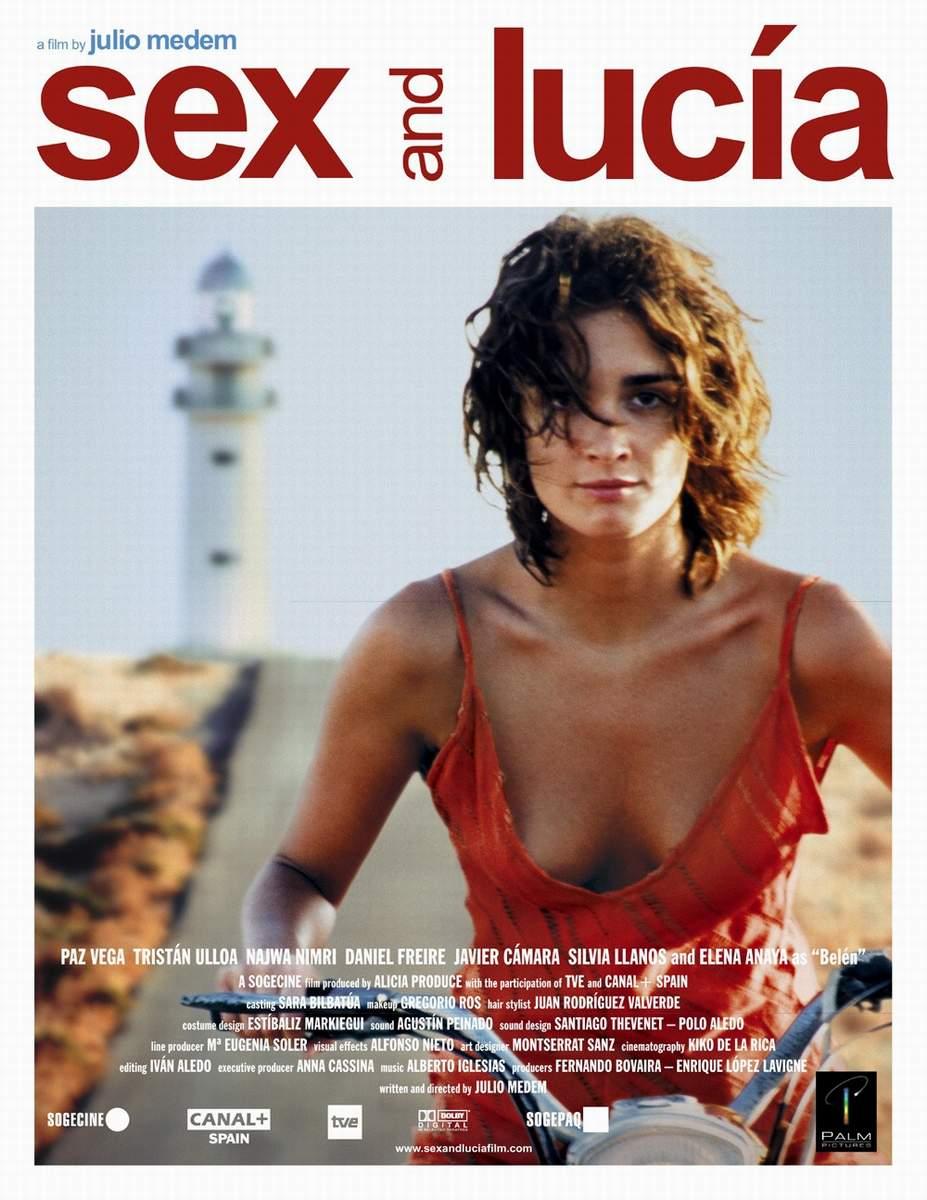 Trò chơi tình ái - Sex and Lucia (2001)