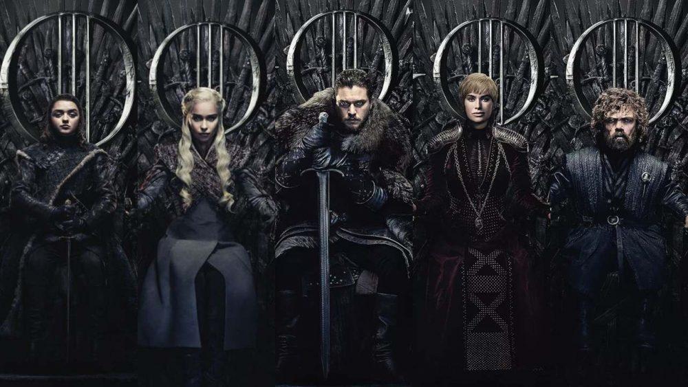 Series phim Trò chơi vương quyền - Game of Thrones (2011-2019)