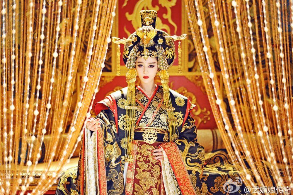 Võ Mỵ Nương truyền kỳ - The Empress of China (2014)
