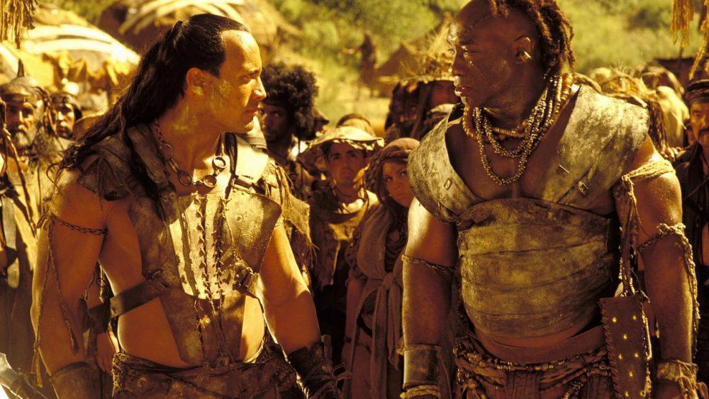 Vua bọ cạp - The scorpion king (2002)