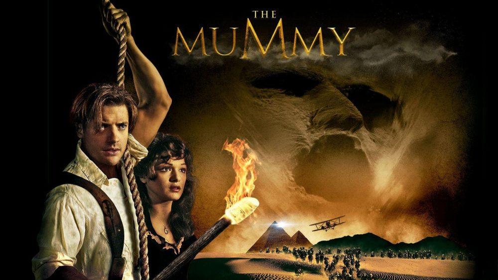 Những bộ phim Ai Cập hay nhất:Xác ướp Ai Cập
