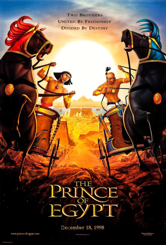 Những bộ phim Ai Cập hay nhất: Hoàng tử Ai Cập