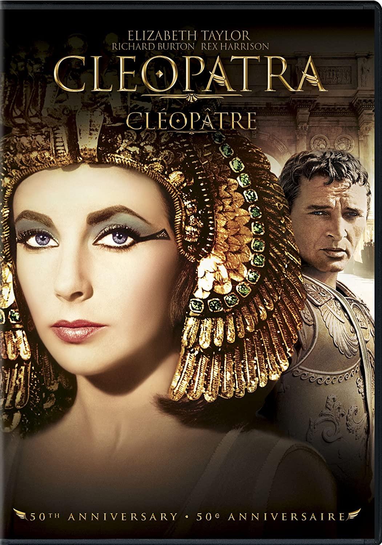 Những bộ phim Ai Cập hay nhất: Nữ hoàng Cleopatra