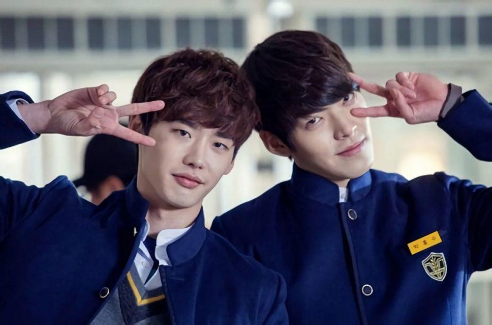 Những bộ phim của Kim Woo Bin đóng: Học đường 2013