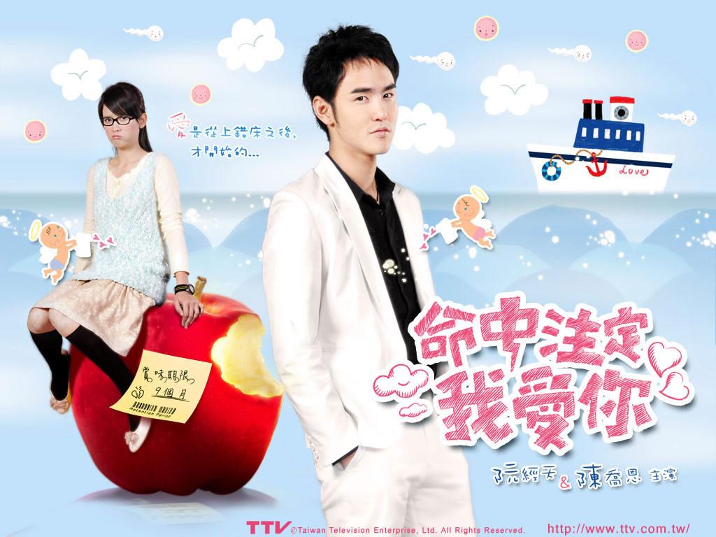 Những bộ phim tình cảm hay nhất của Đài Loan:Định mệnh anh yêu em