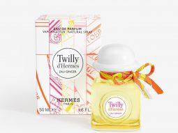 Twilly d'Hermès Eau Ginger làm mới hương gừng trong nước hoa