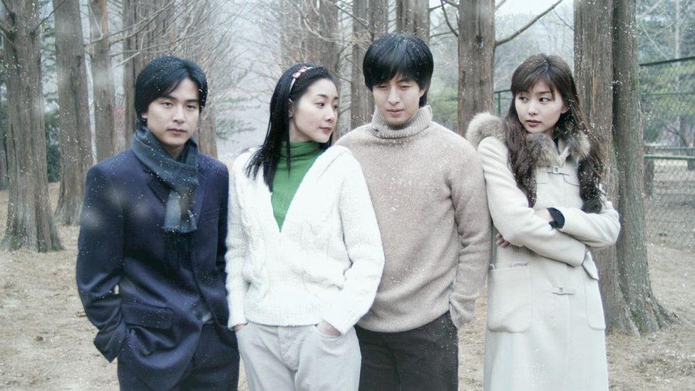 Phim của Bae Yong Joon: Bản tình ca mùa đông