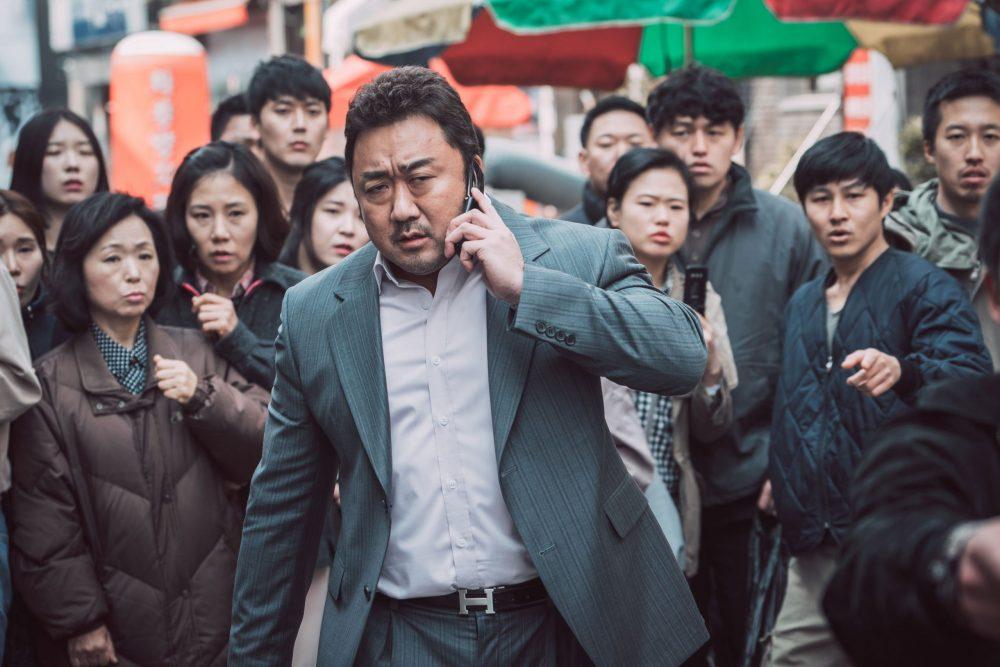 Phim của Ma Dong Seok: Ngoài vòng pháp luật