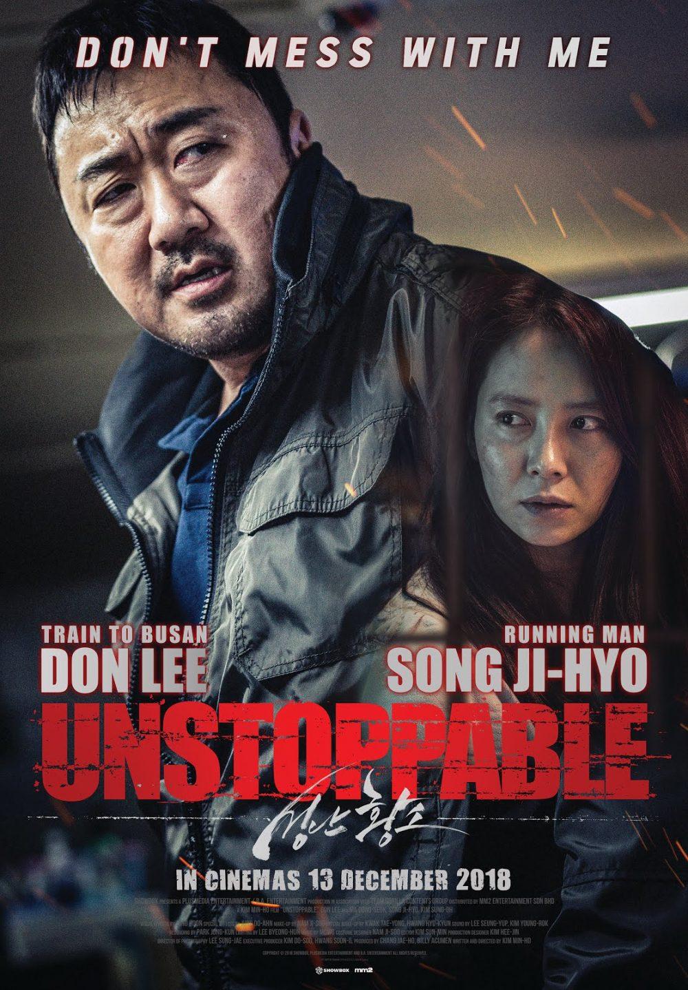 Phim Ma Dong Seok đóng: Găng tơ tái xuất
