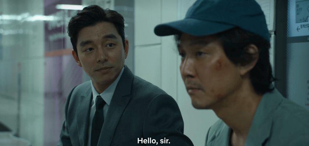 """hân vật """"săn đầu người"""" bí ẩn (Gong Yoo đóng)"""