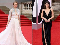 Hai Bond Girl Léa Seydoux và Ana de Armas đối nghịch nhau trong lễ phục Louis Vuitton