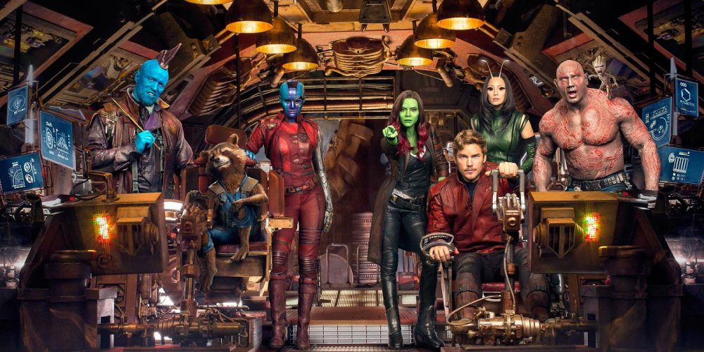 Thứ tự xem phim Marvel:Vệ binh dải ngân hà 2
