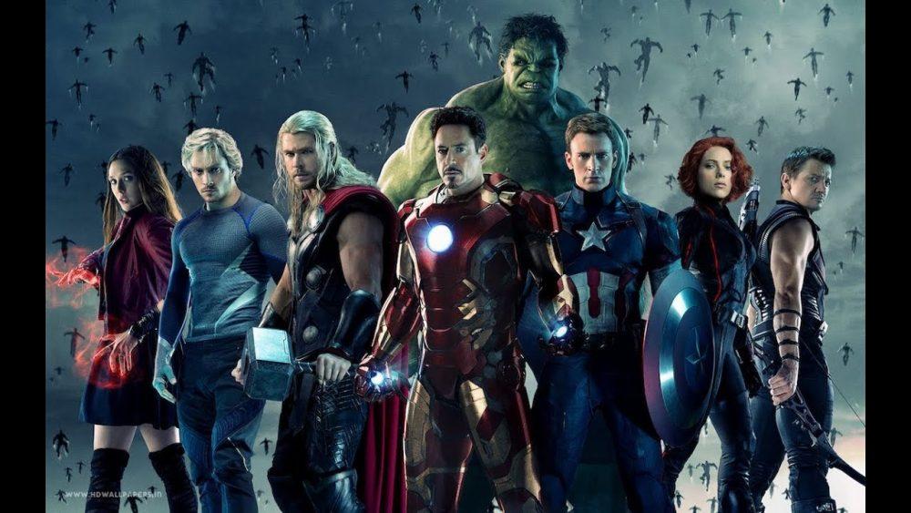 Avengers: Đế chế Ultron - Avengers: Age of Ultron (2015)