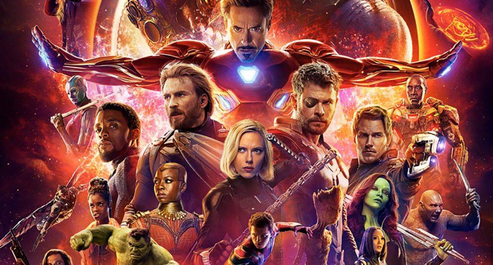 Avengers: Cuộc chiến vô cực - Avengers: Infinity War (2018)