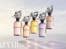 Nước hoa Louis Vuitton Les Extraits đẹp như một công trình kiến trúc kỳ vĩ