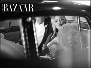 Blue Ivy phá bĩnh buổi hẹn hò của bố mẹ Jay-Z và Beyoncé trong đoạn quảng cáo Tiffany & Co