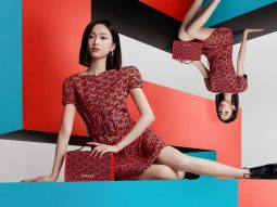 Versace đưa Ngô Tuyên Nghi lên chiến dịch quảng cáo Thu Đông 2021 toàn cầu