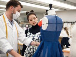 Jisoo BLACKPINK thích nhất mẫu thiết kế này từ show Dior Xuân Hè 2022