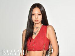 Dự show Chanel Xuân Hè 2022, Jennie lại nhớ những liveshow của BLACKPINK