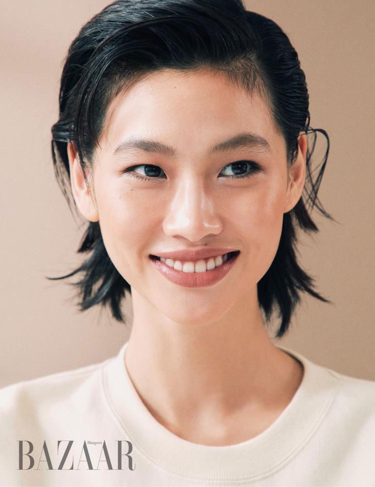 trên Harper's Bazaar Hàn Quốc
