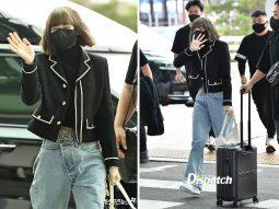 Lisa BLACKPINK đến Paris nhưng không dự bất kỳ show thời trang nào?