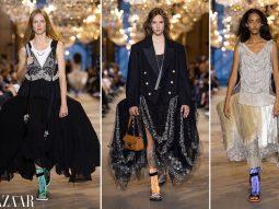 Louis Vuitton Xuân Hè 2022 lấy cảm hứng từ ma cà rồng