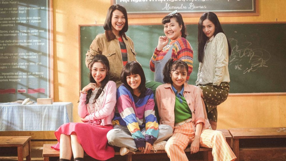 Phim chiếu rạp Việt Nam hài hước: Tháng năm rực rỡ