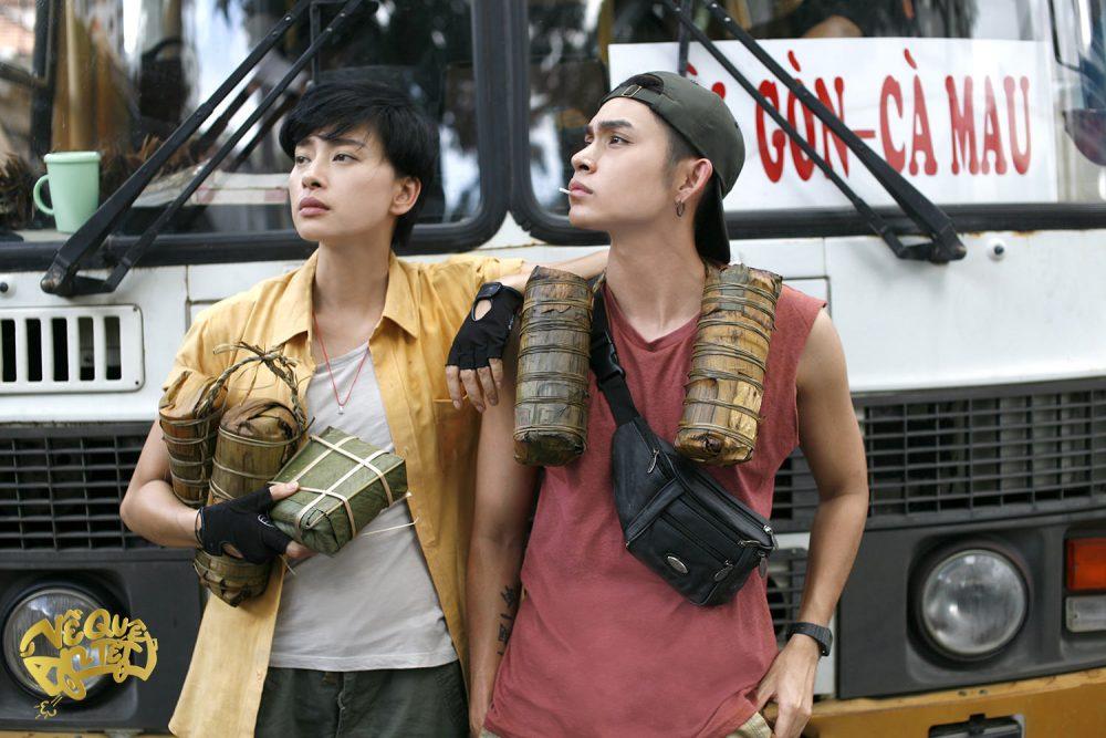 Ngô Thanh Vân và Jun Phạm