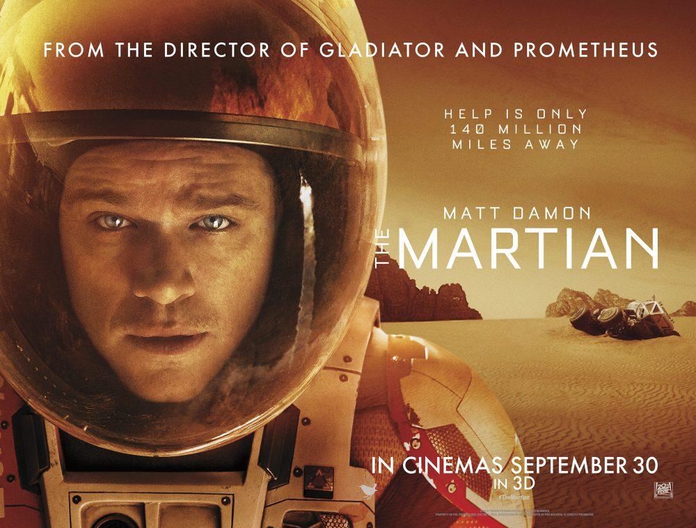Những bộ phim hay về khám phá vũ trụ: Người về từ sao Hỏa