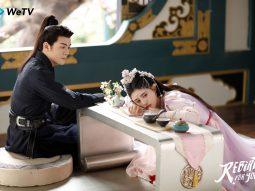 Phim Mộ Nam Chi: Ngưỡng mộ tài trí của quận chúa do Cúc Tịnh Y thủ vai