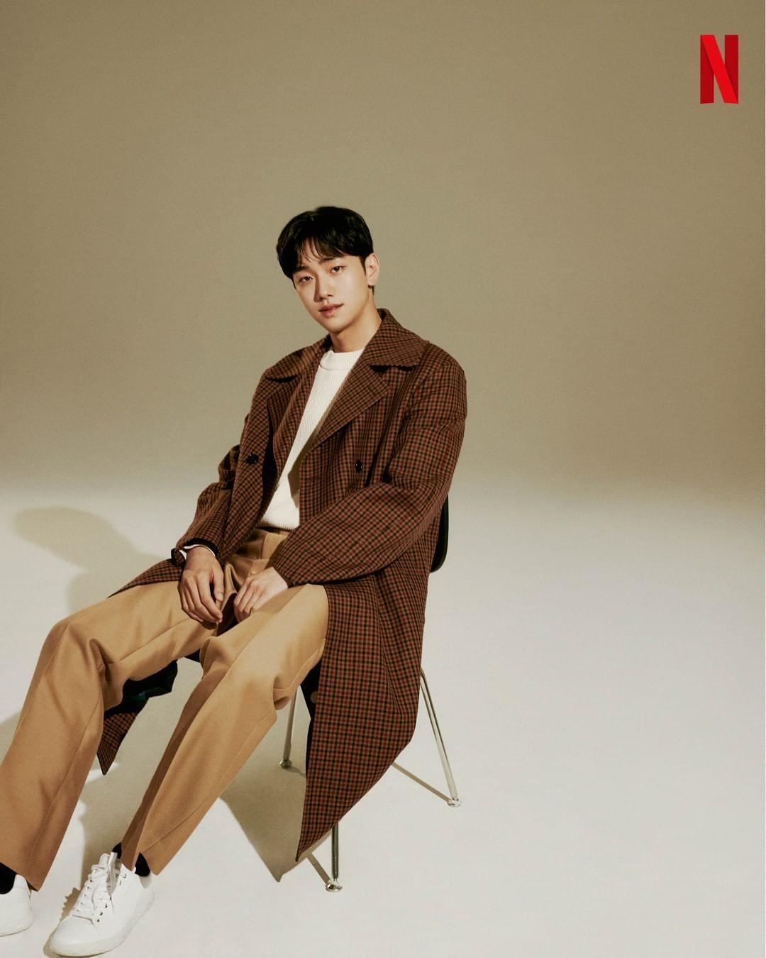Nam Yoon Soo vai Lee Hyun phim Luyến mộ