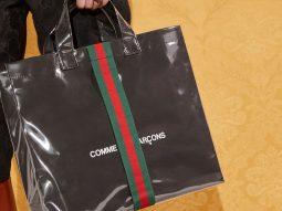 Túi tote Gucci x Comme des Garçons cháy hàng trong 24 tiếng đồng hồ ra mắt