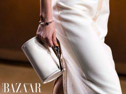 Hermès tung ra mẫu túi Maximors hiện đại trên sàn diễn Xuân Hè 2022